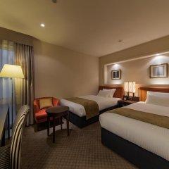 Отель Jr Kyushu Blossom Fukuoka 4* Улучшенный номер