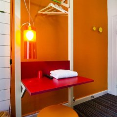 Отель Annex Copenhagen 2* Стандартный номер с различными типами кроватей (общая ванная комната) фото 13
