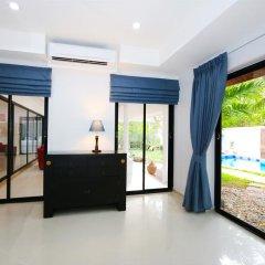 Отель Villa Tortuga Pattaya 4* Вилла с различными типами кроватей фото 43