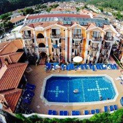 Magic Tulip Beach Hotel бассейн