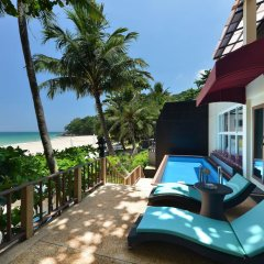 Отель Andaman White Beach Resort 4* Люкс с различными типами кроватей фото 22