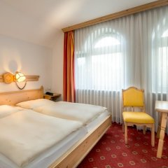 Hotel Gasthof Zur Post Унтерфёринг комната для гостей