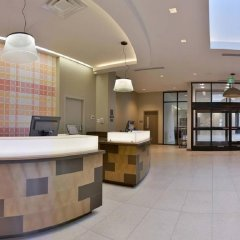 Отель Residence Inn by Marriott Seattle University District спа