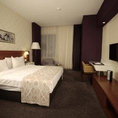 Ramada Plaza Istanbul Asia Airport 5* Стандартный номер с различными типами кроватей фото 4