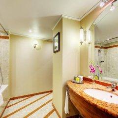 Гостиница Марриотт Москва Ройал Аврора 5* Номер Делюкс с разными типами кроватей фото 8