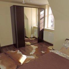 Отель Gdańskie Apartamenty - Apartament Gdańskie Poddasza комната для гостей