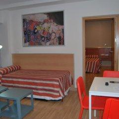 Отель Estudiotel Alicante 2* Стандартный номер с различными типами кроватей фото 8
