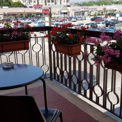 Отель B&B Monte балкон