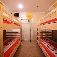 VIVA hostel Кровать в общем номере двухъярусные кровати