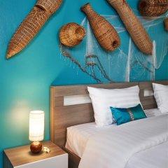 Отель Wattana Place 3* Номер Делюкс с различными типами кроватей фото 14