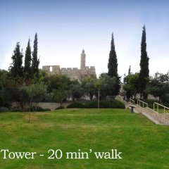Отель Little House In The Colony Иерусалим помещение для мероприятий