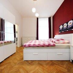 Отель Historic Centre Apartments V Чехия, Прага - отзывы, цены и фото номеров - забронировать отель Historic Centre Apartments V онлайн комната для гостей фото 4