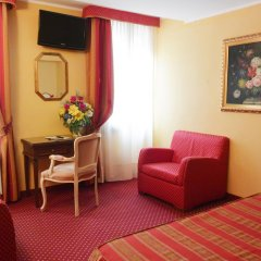 Отель Citta Di Milano 3* Стандартный номер фото 6