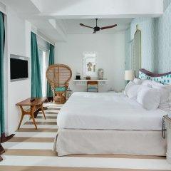 Отель Capri Tiberio Palace 5* Улучшенный номер фото 2