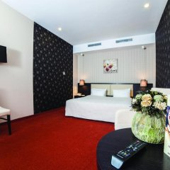 Гостиница Променада комната для гостей фото 5