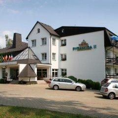 Отель Pyramida II Чехия, Франтишкови-Лазне - отзывы, цены и фото номеров - забронировать отель Pyramida II онлайн парковка