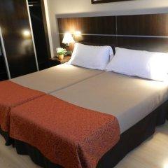 Отель Tarraco Park Tarragona 4* Стандартный номер с различными типами кроватей