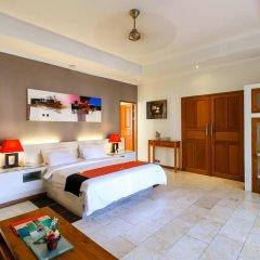 Отель Aleesha Villas 3* Люкс повышенной комфортности с различными типами кроватей фото 5