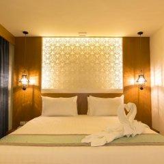 Ansino Bukit Hotel 3* Номер Делюкс двуспальная кровать фото 10