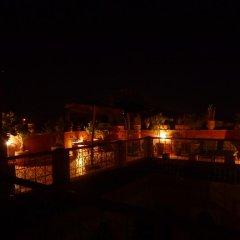 Отель Riad Bianca Марракеш приотельная территория фото 2