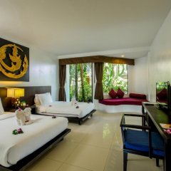 Отель Nai Yang Beach Resort & Spa 4* Номер Делюкс с двуспальной кроватью фото 2