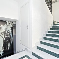 Отель Morin 10 Италия, Рим - отзывы, цены и фото номеров - забронировать отель Morin 10 онлайн интерьер отеля