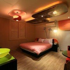 Haeundae Grimm Hotel 2* Номер Делюкс с различными типами кроватей фото 33