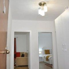 Отель Natea Apartments Албания, Тирана - отзывы, цены и фото номеров - забронировать отель Natea Apartments онлайн комната для гостей фото 4
