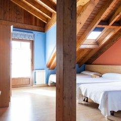 Отель Pensión la Campanilla 2* Апартаменты с различными типами кроватей фото 4