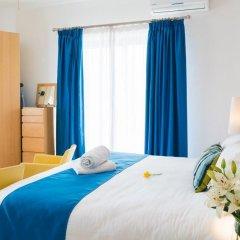 Отель Park Lane Aparthotel 4* Студия Делюкс с различными типами кроватей фото 5