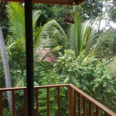 Отель Mayura Rest Inn балкон