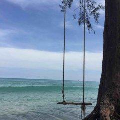 Отель Villa Angelica Phuket - Baan Malinee пляж фото 2