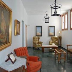 Отель Hospederia Del Carmen интерьер отеля