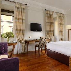 UNA Hotel Roma 4* Представительский номер с различными типами кроватей фото 4