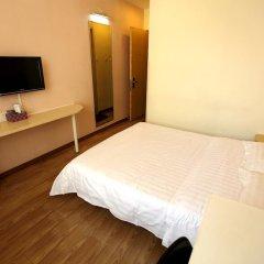 Beijing Sicily Hotel 2* Стандартный номер с двуспальной кроватью фото 9