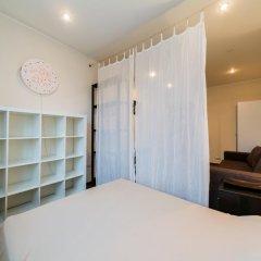 Апартаменты Universitet Luxury Apartment комната для гостей фото 2