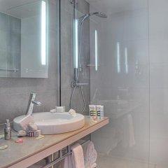 Отель Mercure Nice Promenade Des Anglais 4* Улучшенный номер с различными типами кроватей фото 23