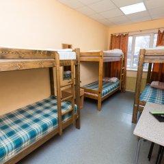 Мини-Отель Петрозаводск 2* Кровать в общем номере с двухъярусной кроватью фото 17