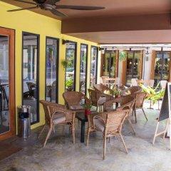 Отель Nine@silom Бангкок питание