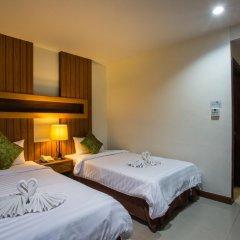 Отель The Chambre 3* Улучшенный номер с 2 отдельными кроватями