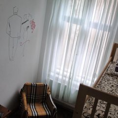 Рандеву Хостел Кровать в общем номере с двухъярусной кроватью фото 10