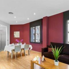 Апартаменты Fisa Rentals Ramblas Apartments питание