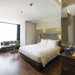 Отель Novotel Suites Hanoi 4* Улучшенная студия с различными типами кроватей фото 3