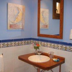 Отель Apartamentos La Luna Сос-дель-Рей-Католико ванная