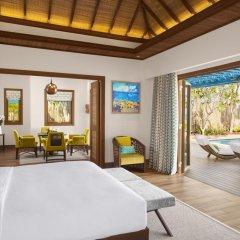 Отель Banana Island Resort Doha By Anantara 5* Вилла с различными типами кроватей фото 5