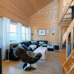 Отель Voss Resort Bavallstunet 3* Коттедж с различными типами кроватей фото 18