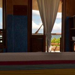 Отель Posada del Sol Tulum 3* Номер Делюкс с различными типами кроватей фото 6