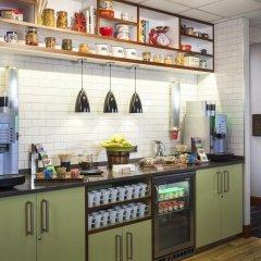 Отель Holiday Inn London - Regents Park питание