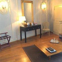 Hotel le Dixseptieme 4* Стандартный номер с различными типами кроватей фото 23