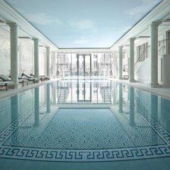 Shangri-La Hotel Paris 5* Улучшенный номер с различными типами кроватей фото 2